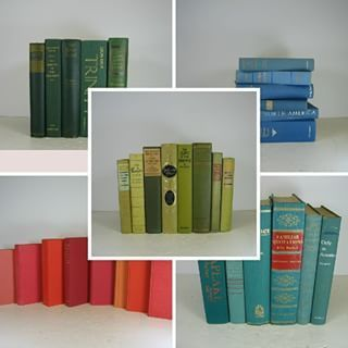 An old collage I made. #TBT #Vintage #Books #Bookers #Booksellers #Etsy #etsyfind #DIY #Collage