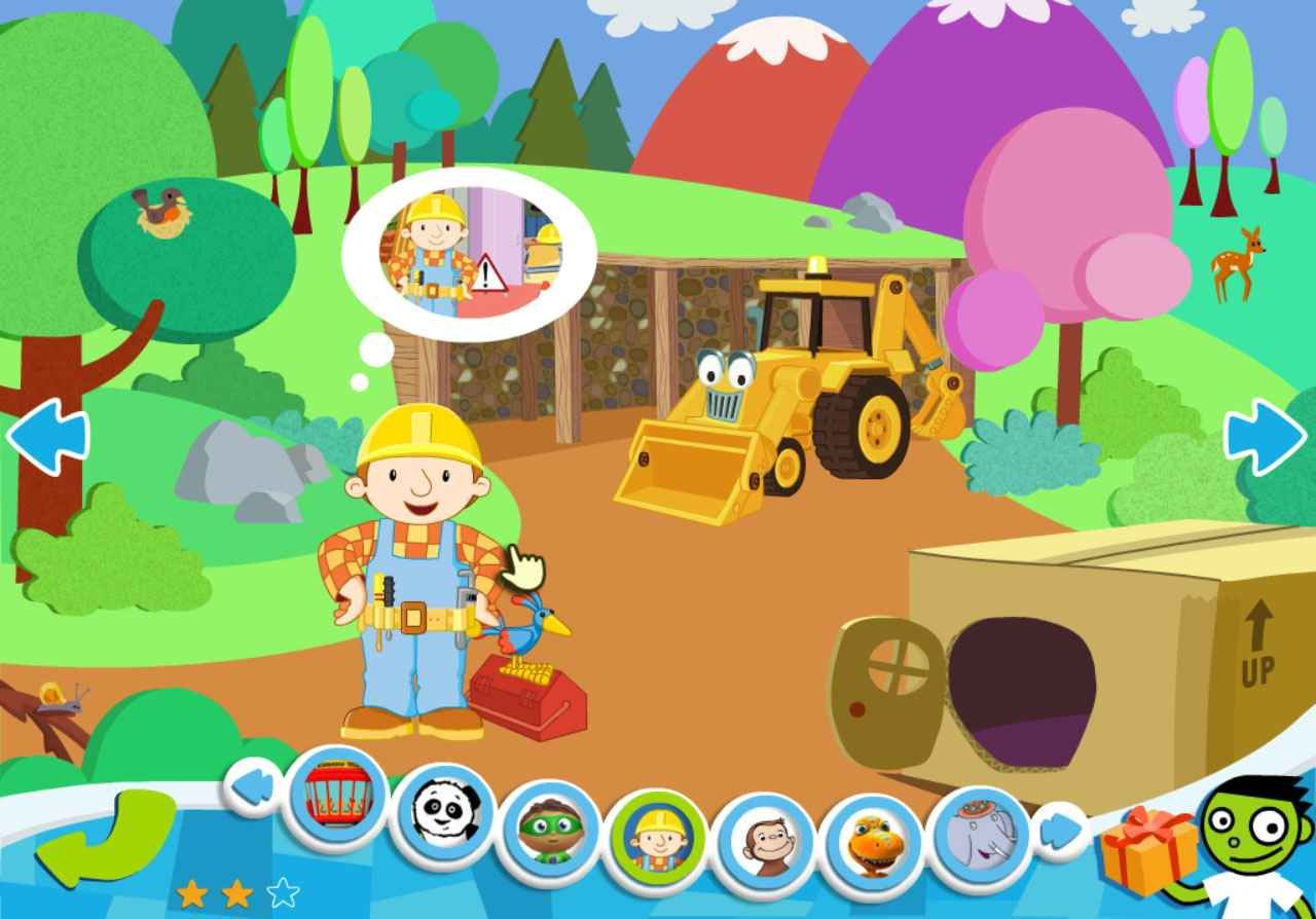 PBS KIDS PLAY! is an interactive world filled with