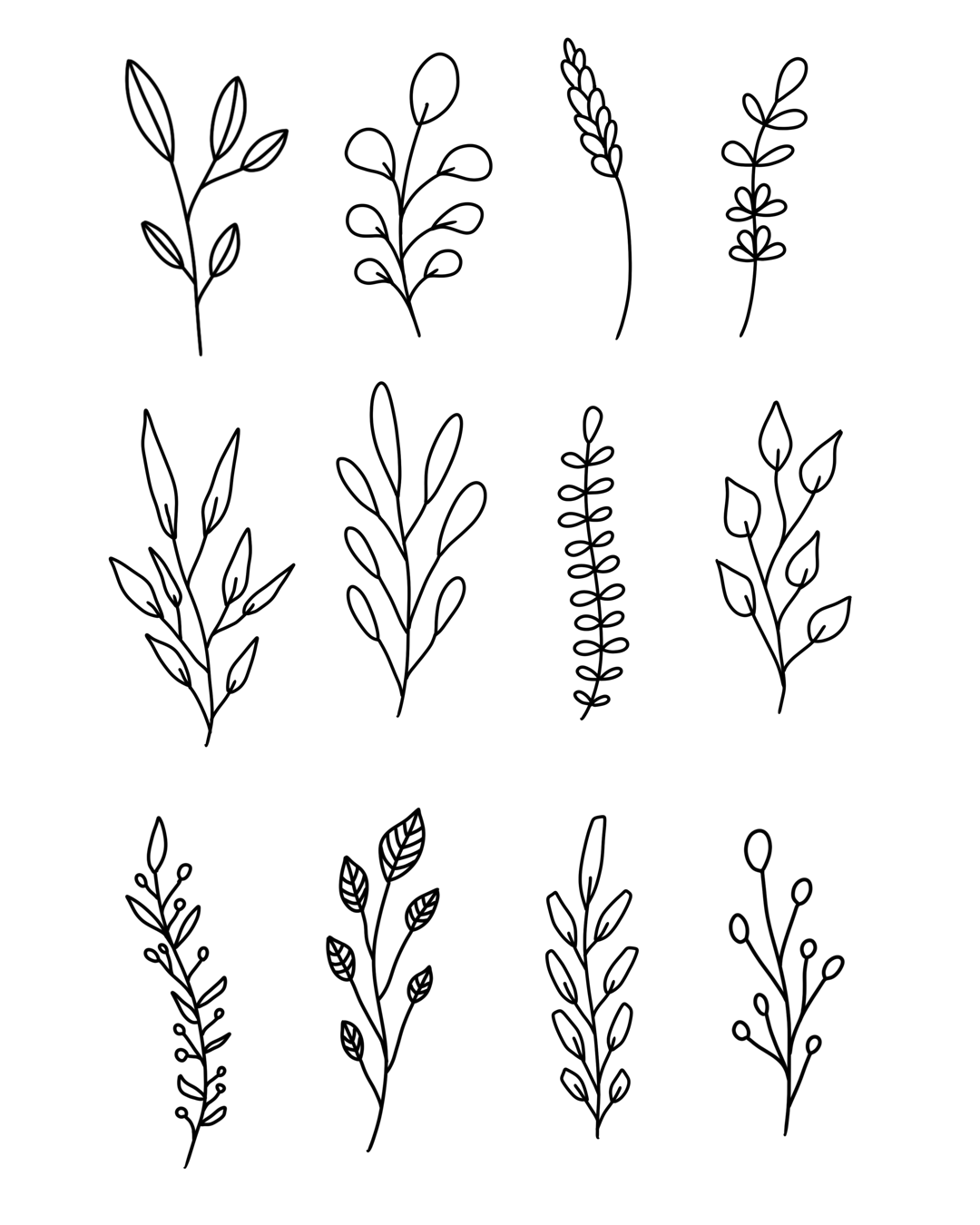 Flower Handraw Outline Flower Handraw Flower Black Png And Vector With Transparent Background For Free Download Flower Outline Flower Drawing Realistic Flower Drawing