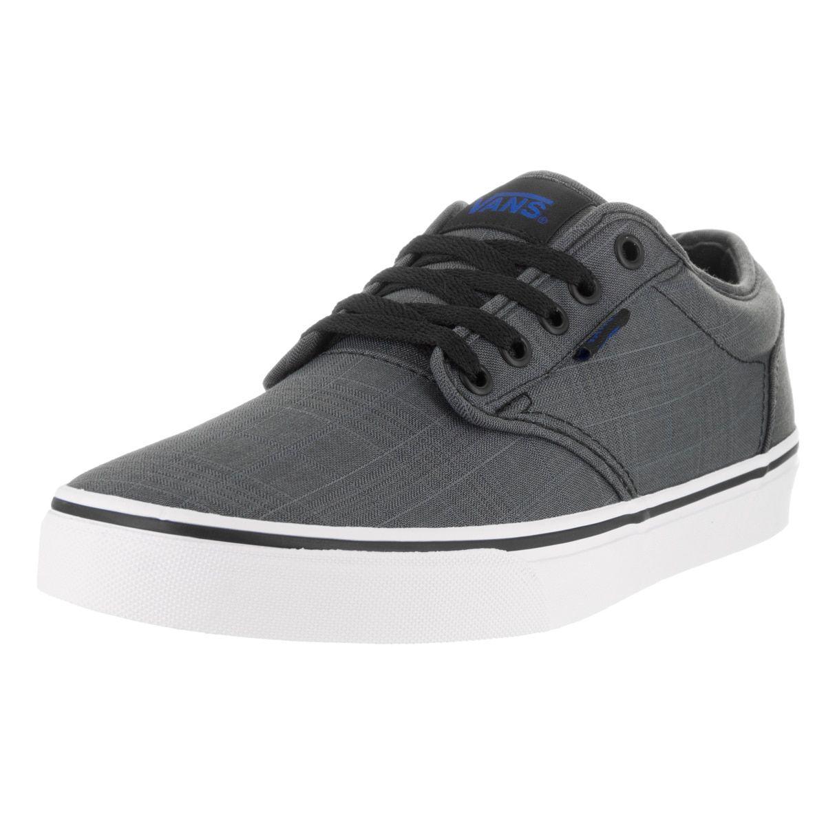 vans men's atwood textile sneakers