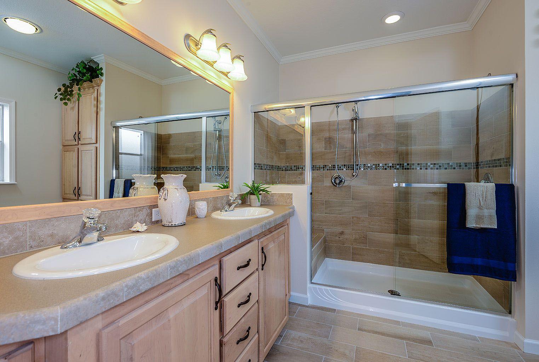 Manufactured home master bath model tnr 7401 pinterest for Bathroom design consultant
