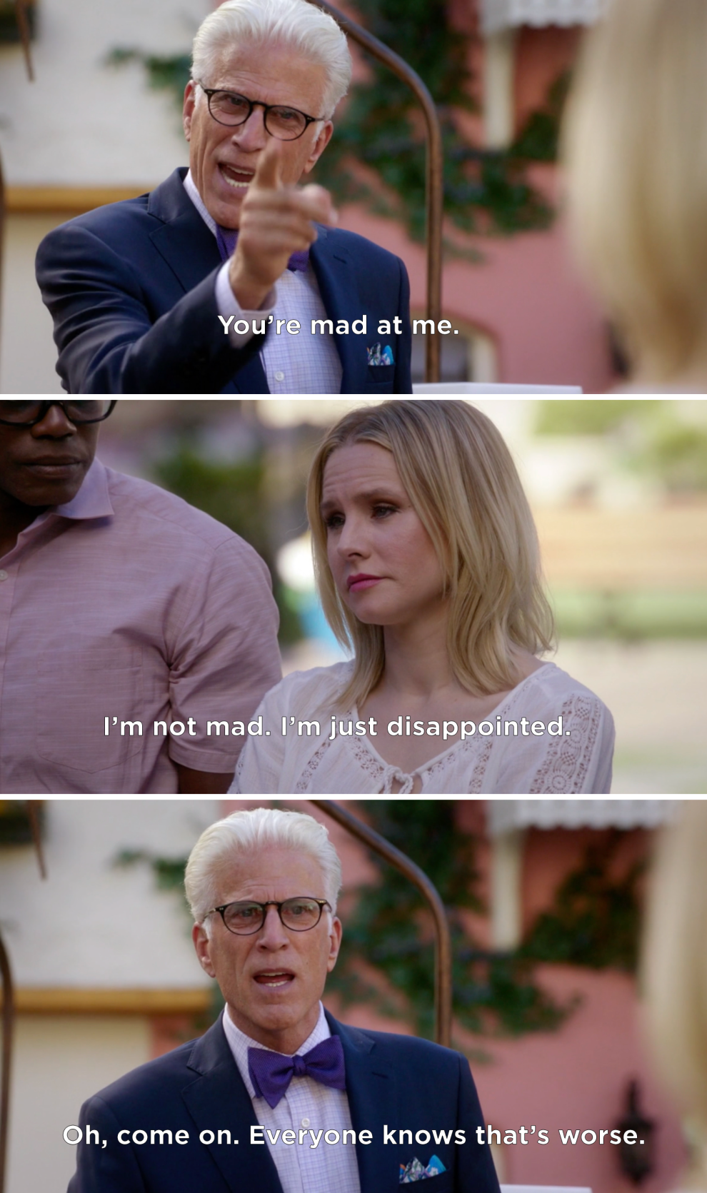 """21 Times Michael From """"The Good Place"""" Said Exactly What"""