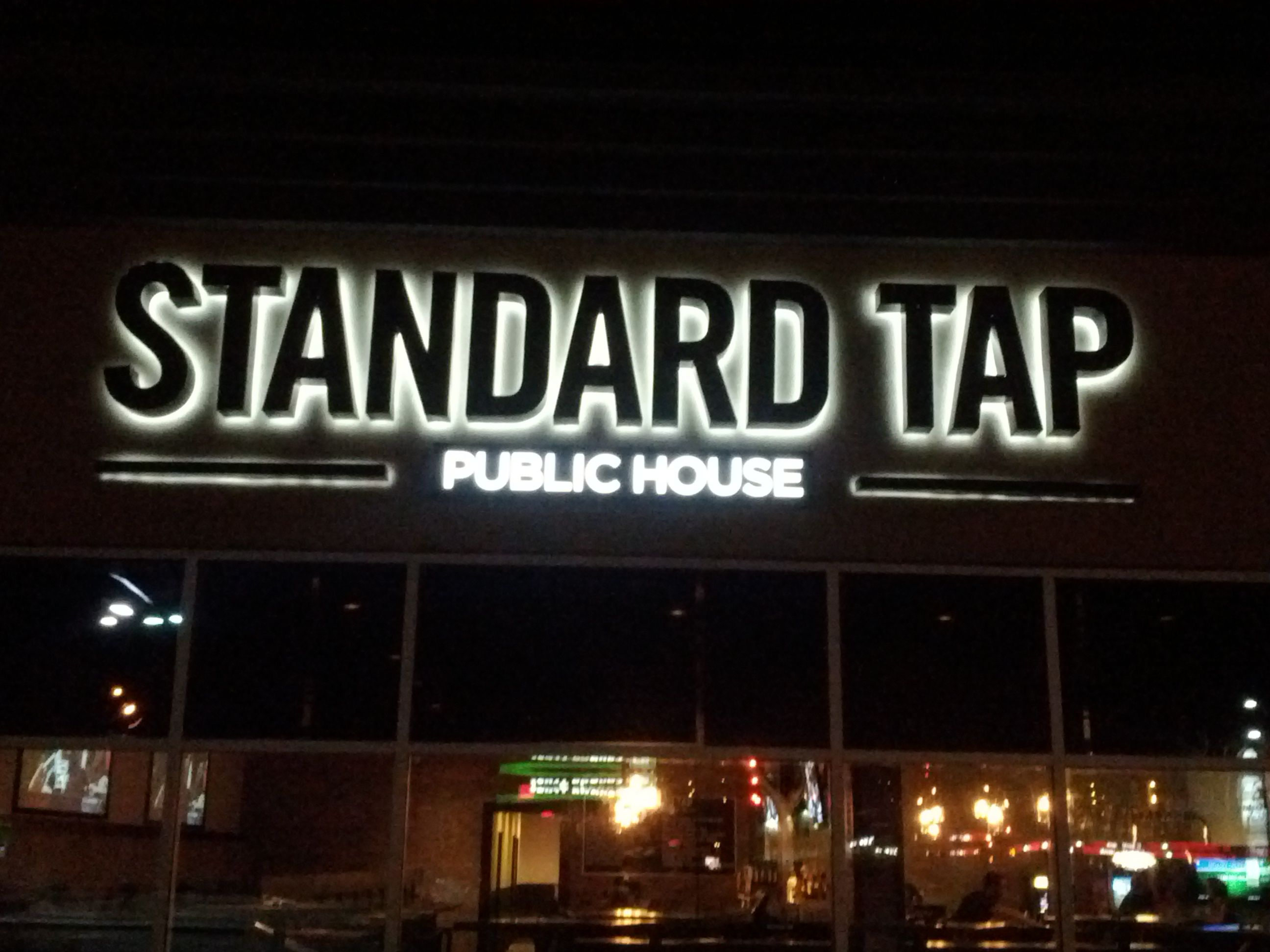 Backlit Signage Calgary