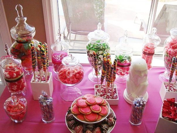 girl baby shower decorations candy baby shower decoration ideas baby care answers 604x453