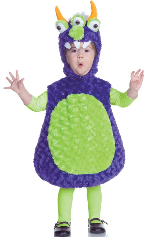 Three Eyed Monster Toddler Halloween Costume eBay costumes