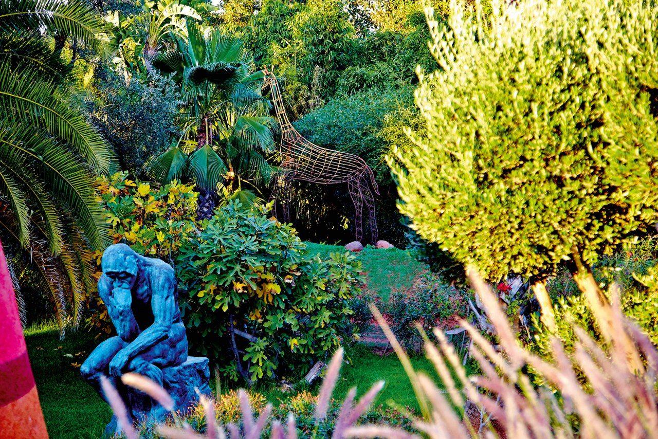 Anima Garten Marrakesch Andre Heller Marrakesch Marokko Garten