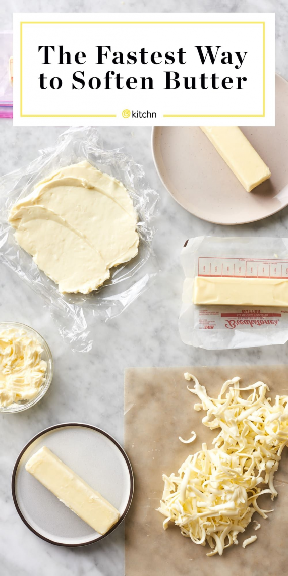 Photo of We Softened Butter 7 Different Ways and Found an Unexpected Favorite #cookingmet…