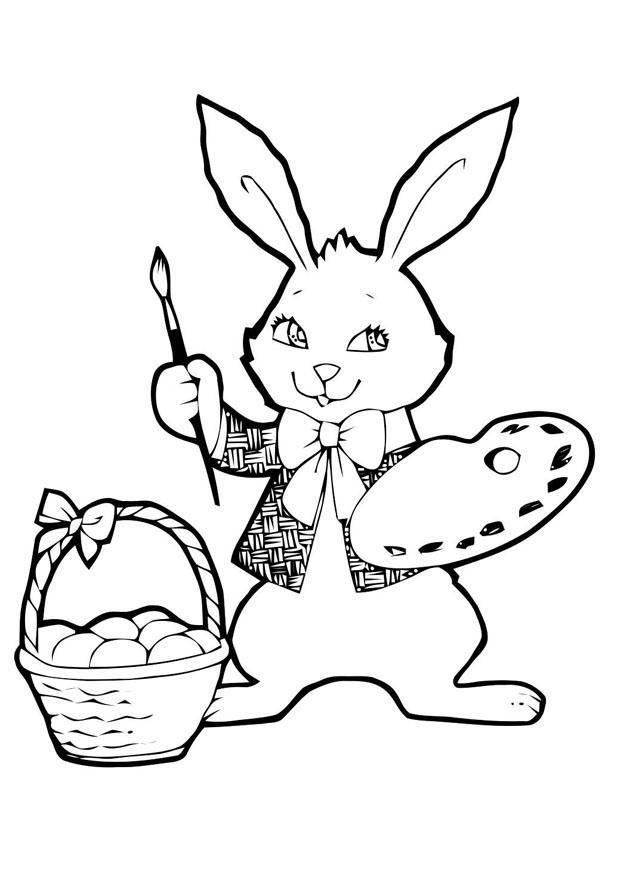 Ausmalbilder Und Malvorlagen Osterhasen Bilder Zum Ausmalen 2 Gratis Osterhasen Bilder Zum Ausmalen Malvorlage Hase Osterhasen Bilder