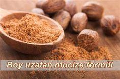 Boy Uzatma Tekniklerinden En Etkilisi Muskat Mucizesi Honey Health Benefits Nutmeg Health Benefits Food