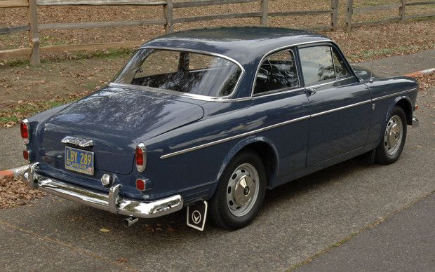 Restored 1966 Volvo 122S