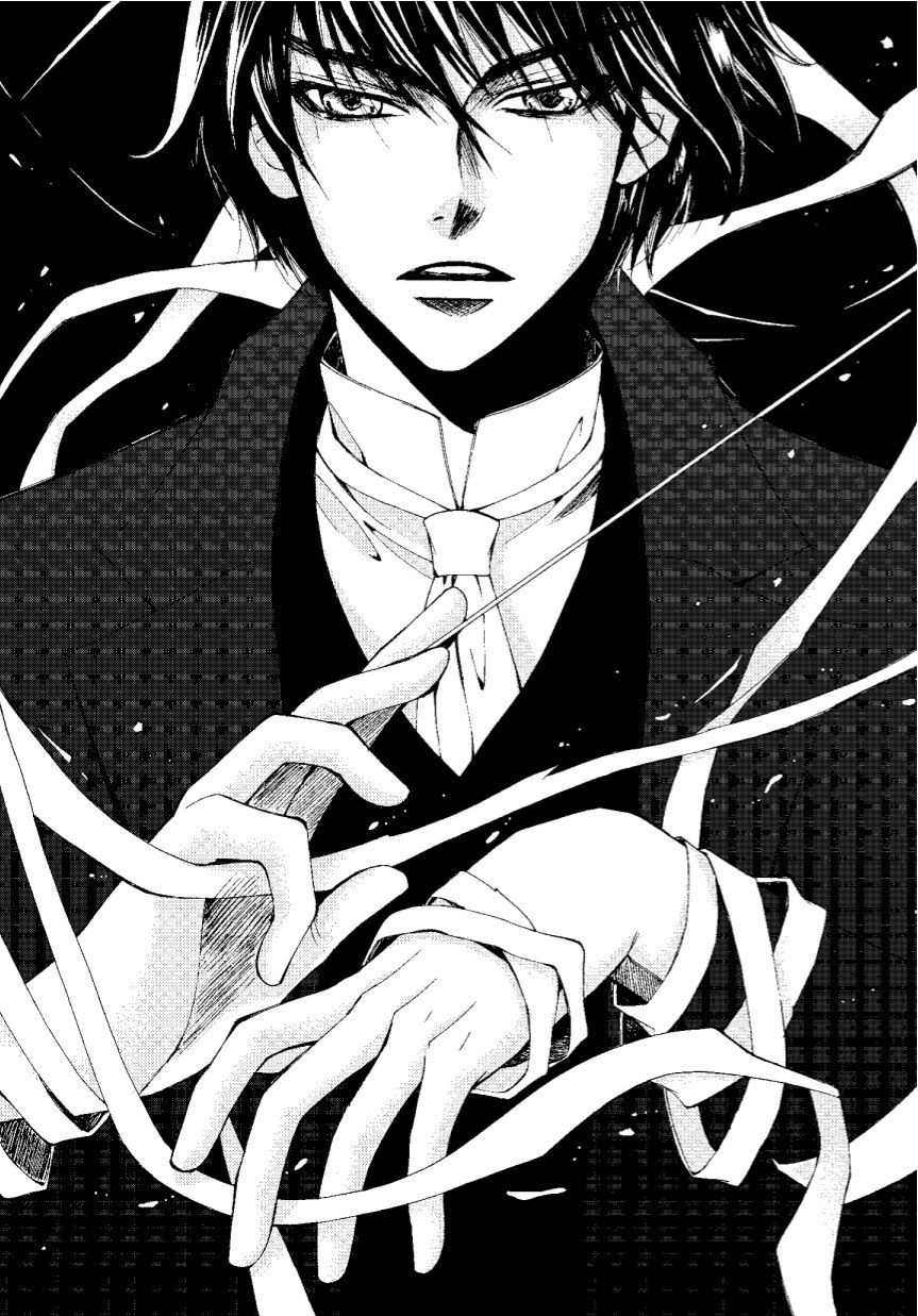 Will From The Infernal Devices Manga