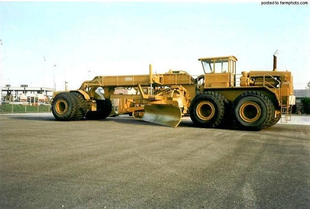 largest ACCO equipment - Bing Images.This is the largest motor grader ever built.The ACCO