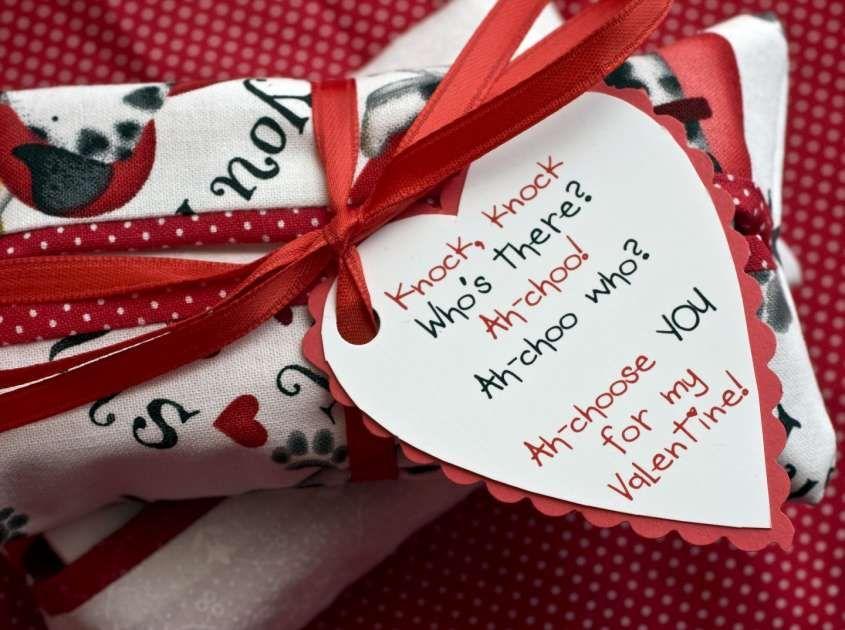 San Valentino idee regalo fai da te per lui , Biglietto d\u0027auguri romantico