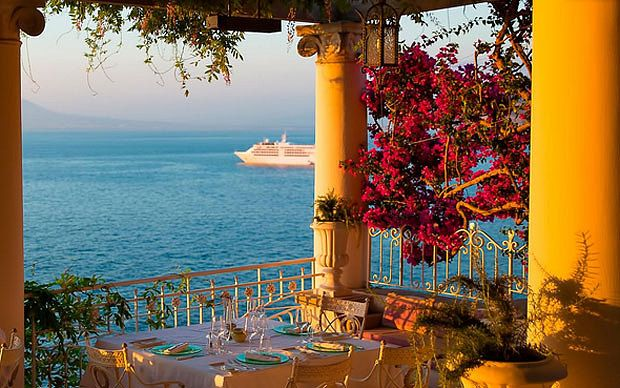 Top 10 The Best Amalfi Coast Hotels