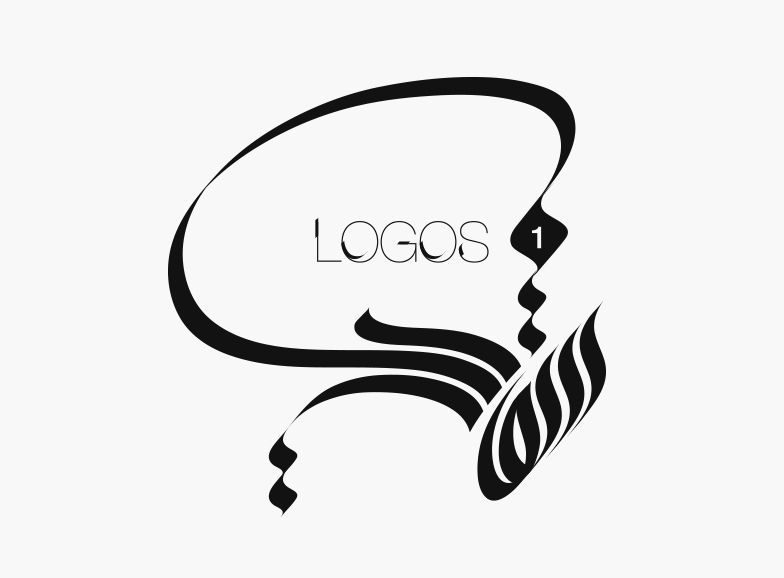 One bh arabic calligraphy logos arabic calligraphy