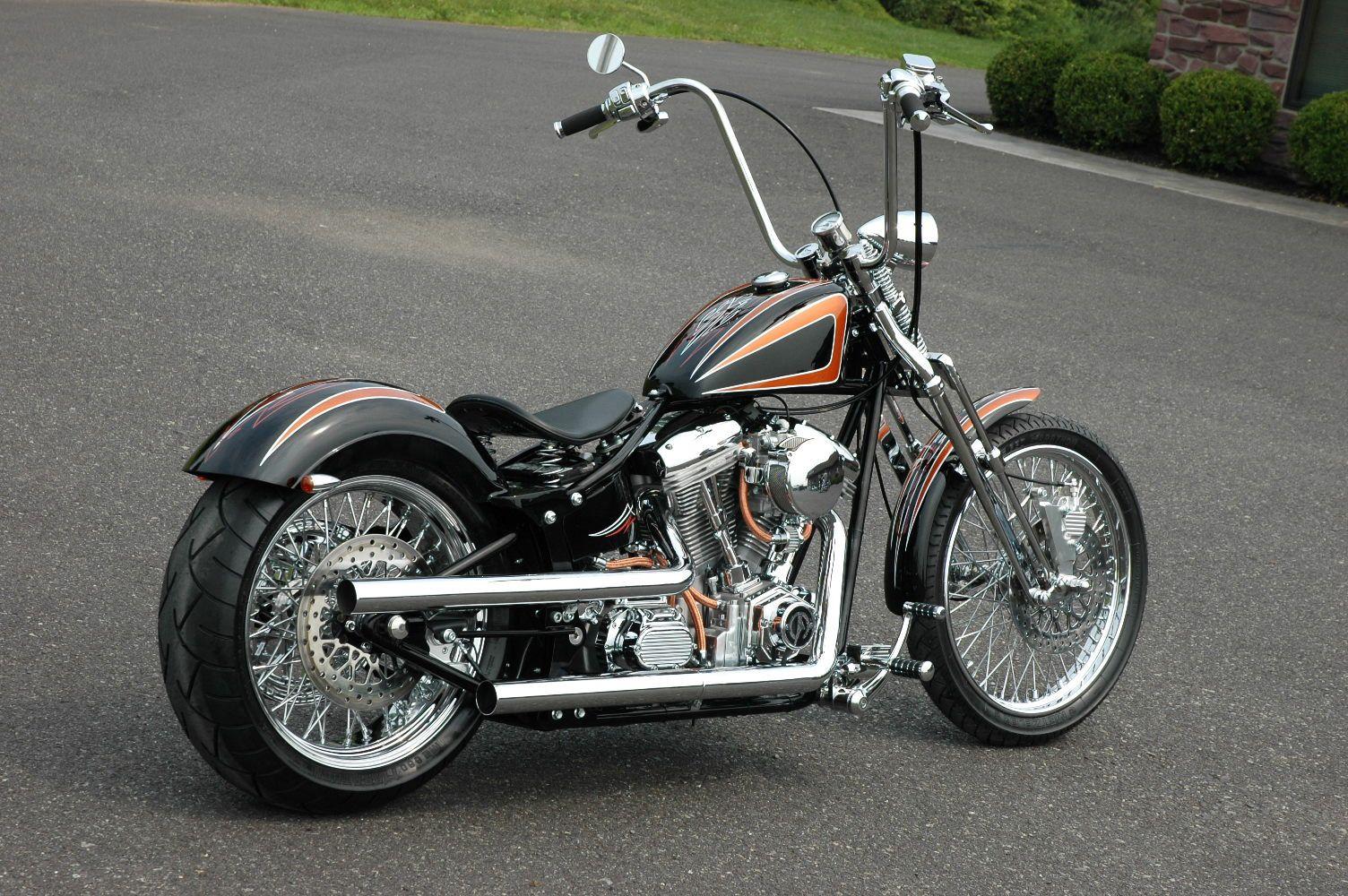 Harley-Davidson Sportster Bobber Kit | kits softail bobber ...