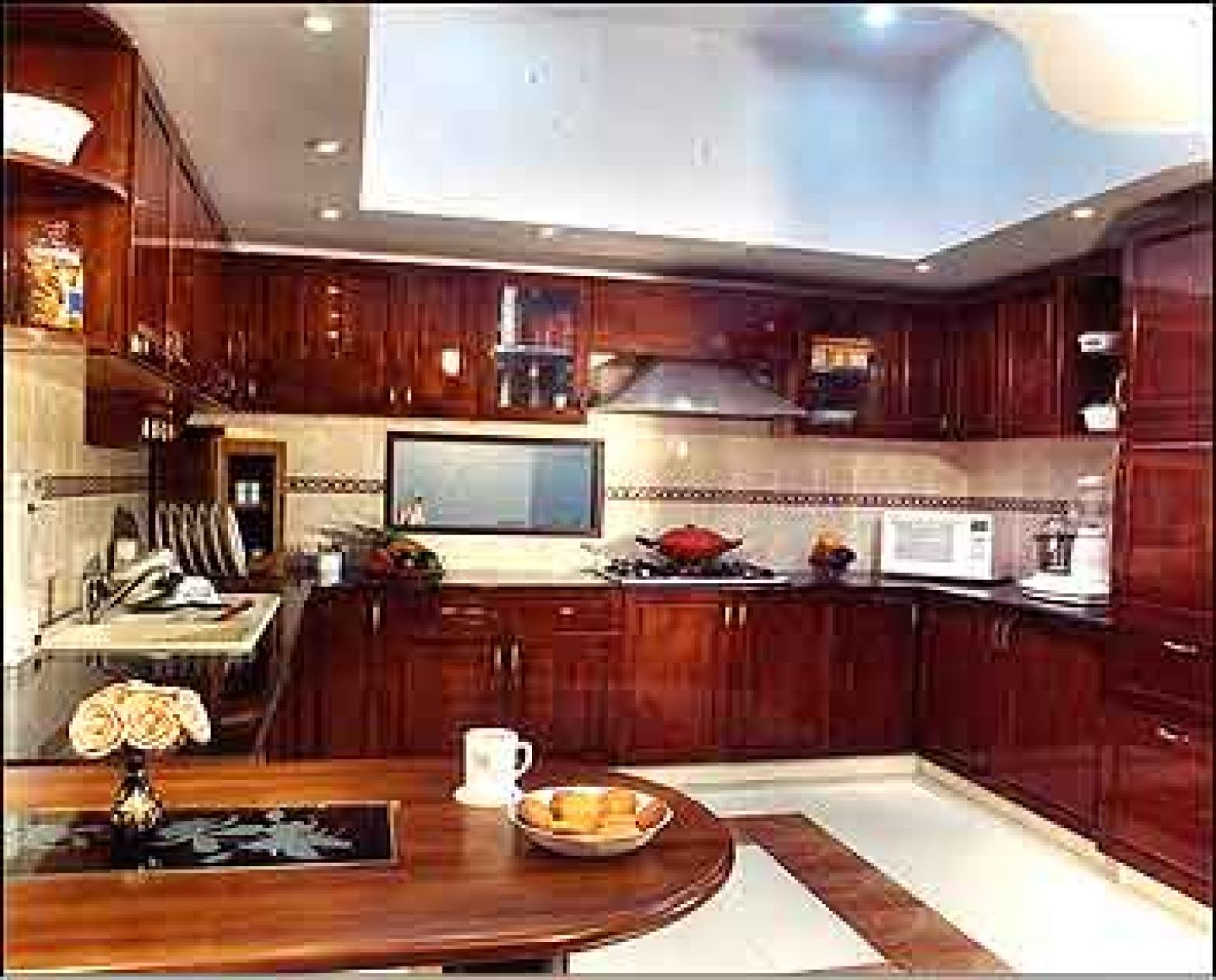 Kitchen Design Kerala Houses  Buslineus - Kerala home kitchen designs