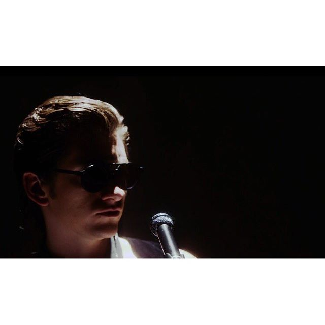 "miss.lennon/2016/10/18 01:43:06/Check out tlsp cover of Leonard Cohen's ""is this what you wanted"" it's lit 🔥 #alexturner"