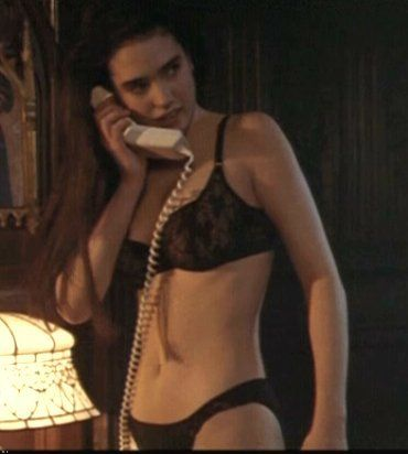 Was specially jennifer connelly hot spot the same