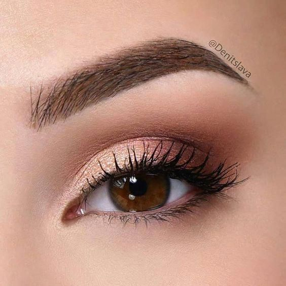 Photo of Superb rose gold eye makeup look #Makeuptips