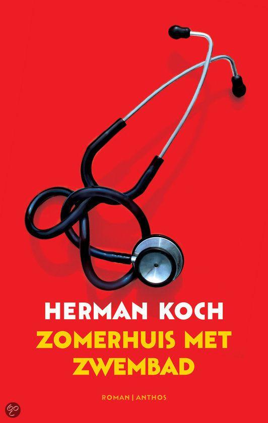 Herman Koch Zomerhuis Met Zwembad Ebook