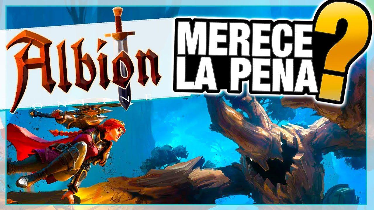 Albion Online Gameplay Impresiones Mmorpg Gratis Albión No Te Entiendo Español
