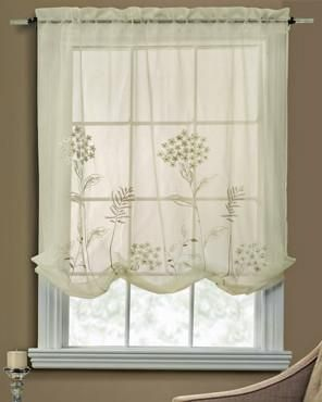 Pin By The Curtain Shop On Tie Up And Balloon Shades Curtains