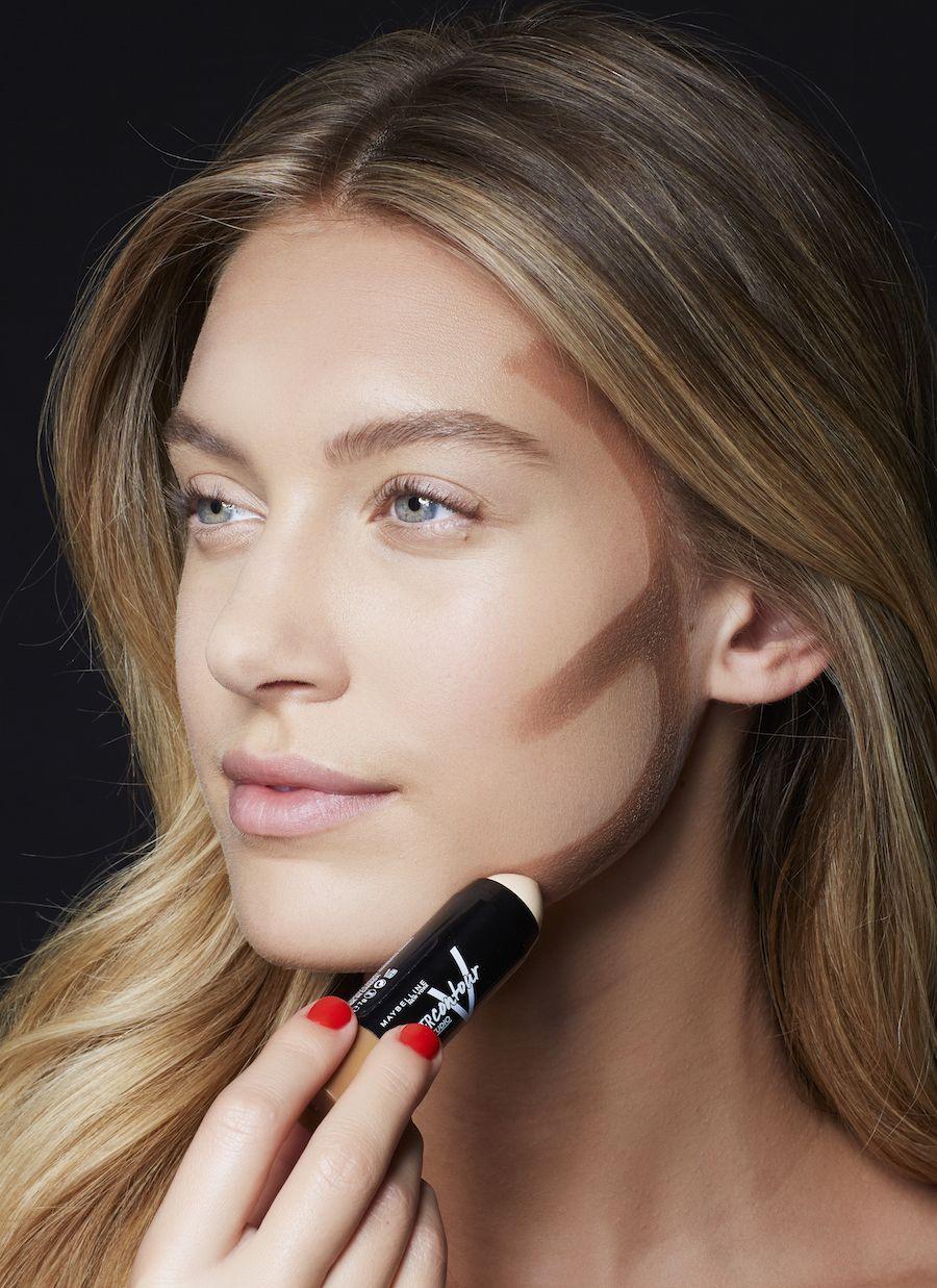 how to create cheekbones naturally