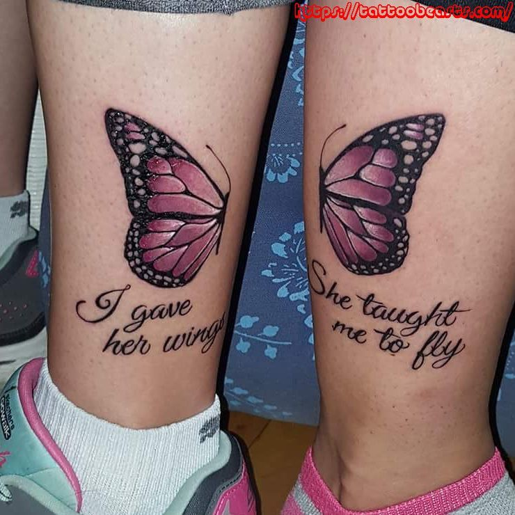Small Tattoo Ideas For Mother And Daughter: Image Result For Mother Daughter Tattoo
