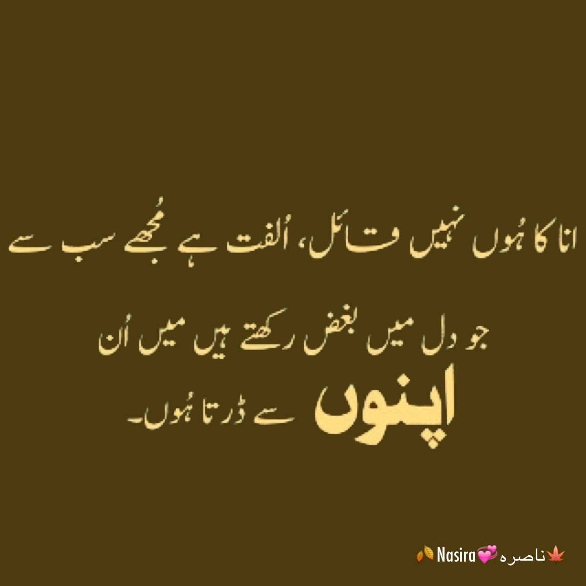 Pin By Nasira Ahmad On Awesome Urdu Quotes & Poetry
