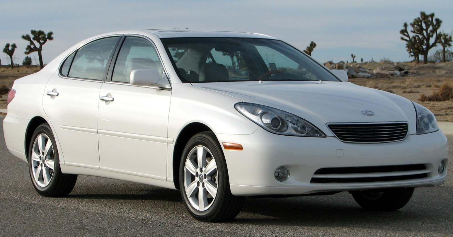 Lexus Es Lexus Es 330 Lexus Es Luxury Cars