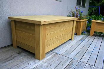 Outdoor Storage Box Outdoor Garden Storage Diy Bench Outdoor Outdoor Storage Bench