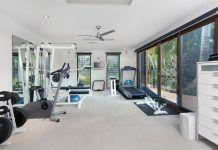 fitnessraum f r zuhause wohnen einrichten pinterest. Black Bedroom Furniture Sets. Home Design Ideas
