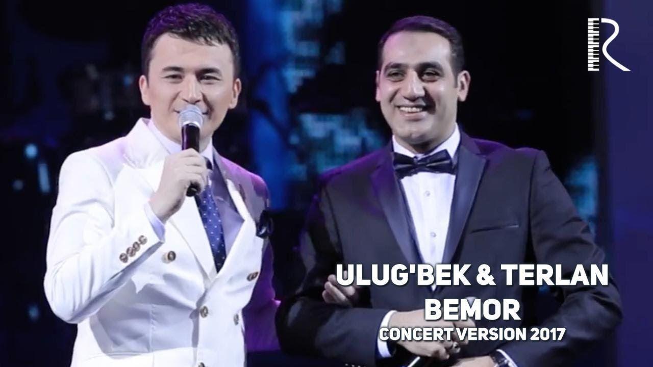 Ulug Bek Rahmatullayev Terlan Novxani Bemor Ulugbek Va Terlan Be Terlan Concert Youtube