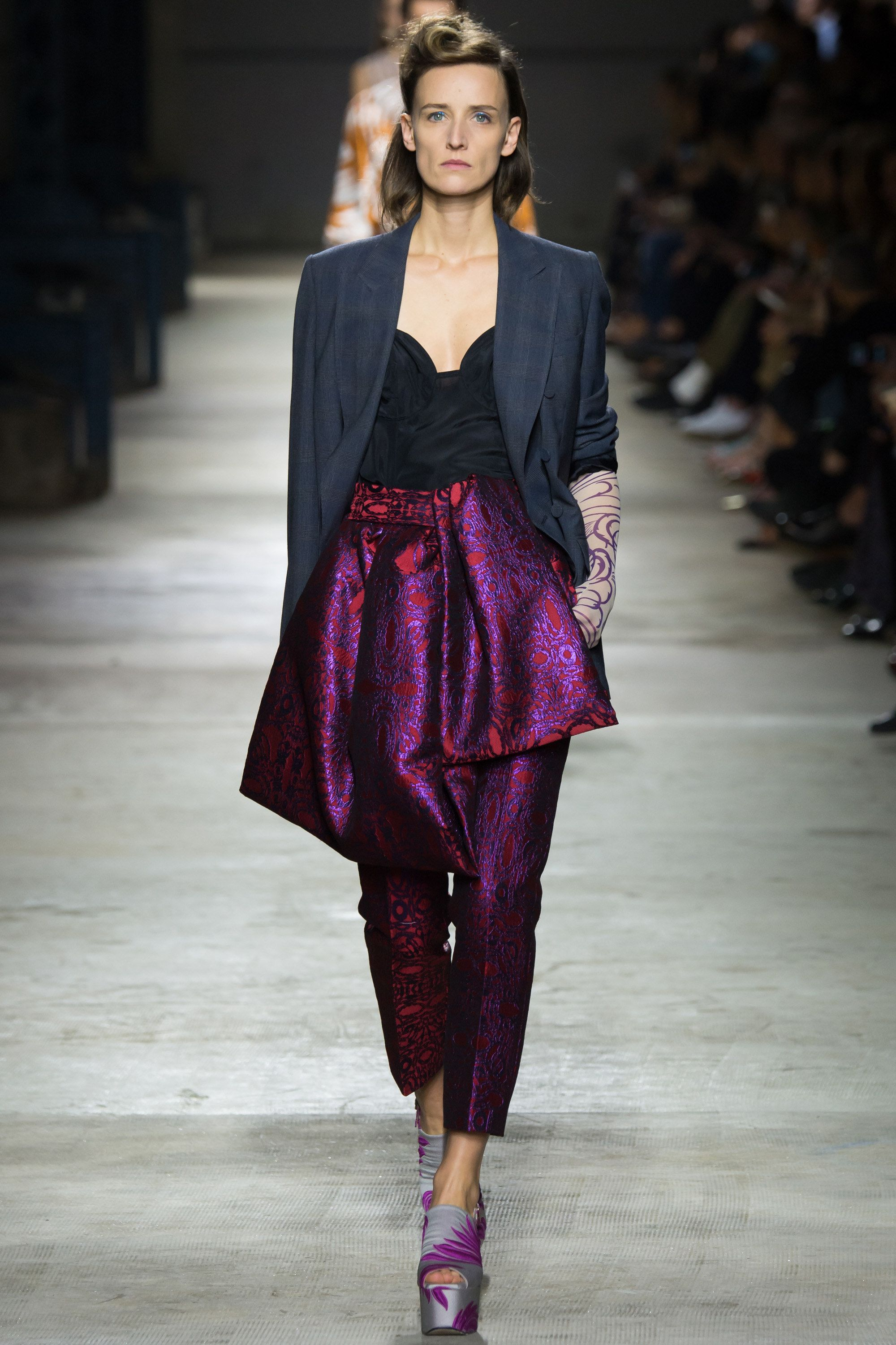 Dries Van Noten Spring 2016 Ready To Wear Fashion Show Fashion Paris Fashion Week Fashion Week Spring