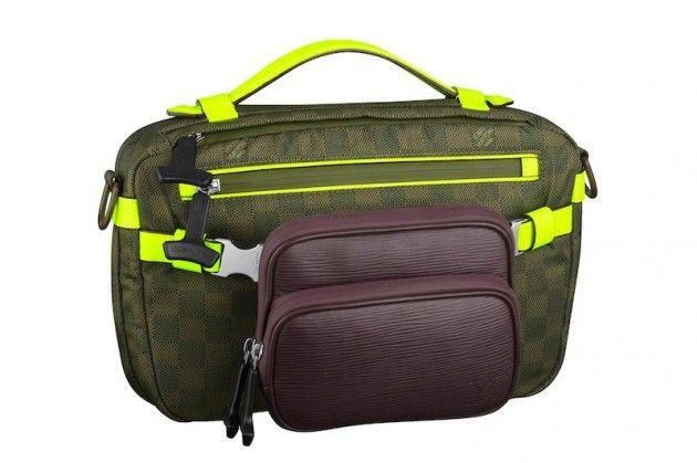 26a0a4a8cc1d Louis Vuitton Spring/Summer 2013 Men's Bag Collection | The Carry-on ...