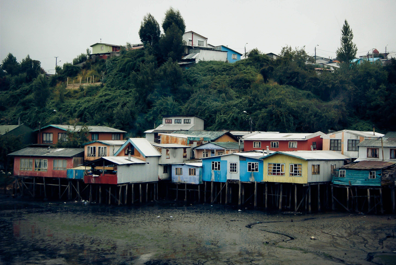 casas Chiloé