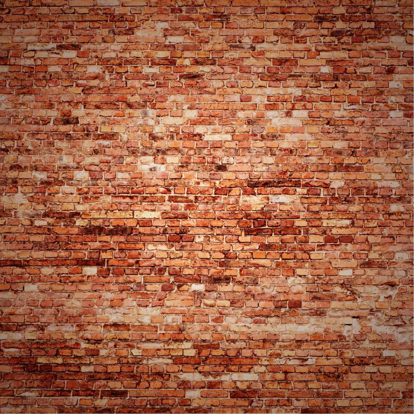 Papel mural ladrillos bricks pinterest papel mural - Ladrillo visto interior ...