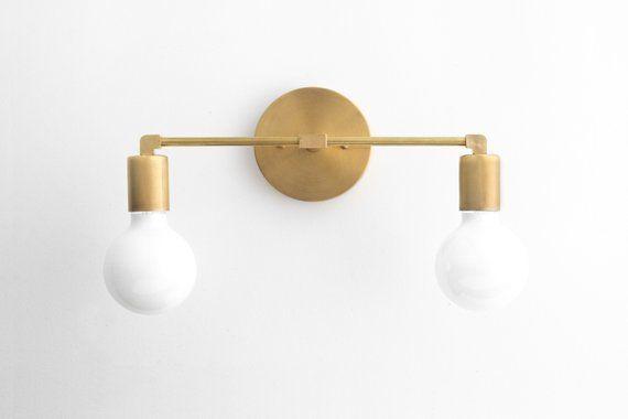 Photo of Waschtischleuchte – Waschtischleuchte – Leuchte – Moderne Leuchte – Flurbeleuchtung – Badezimmerwandleuchte – Modell Nr. 4844