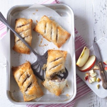 Give these apple and sausage filo rolls a try for your christmas food forumfinder Image collections