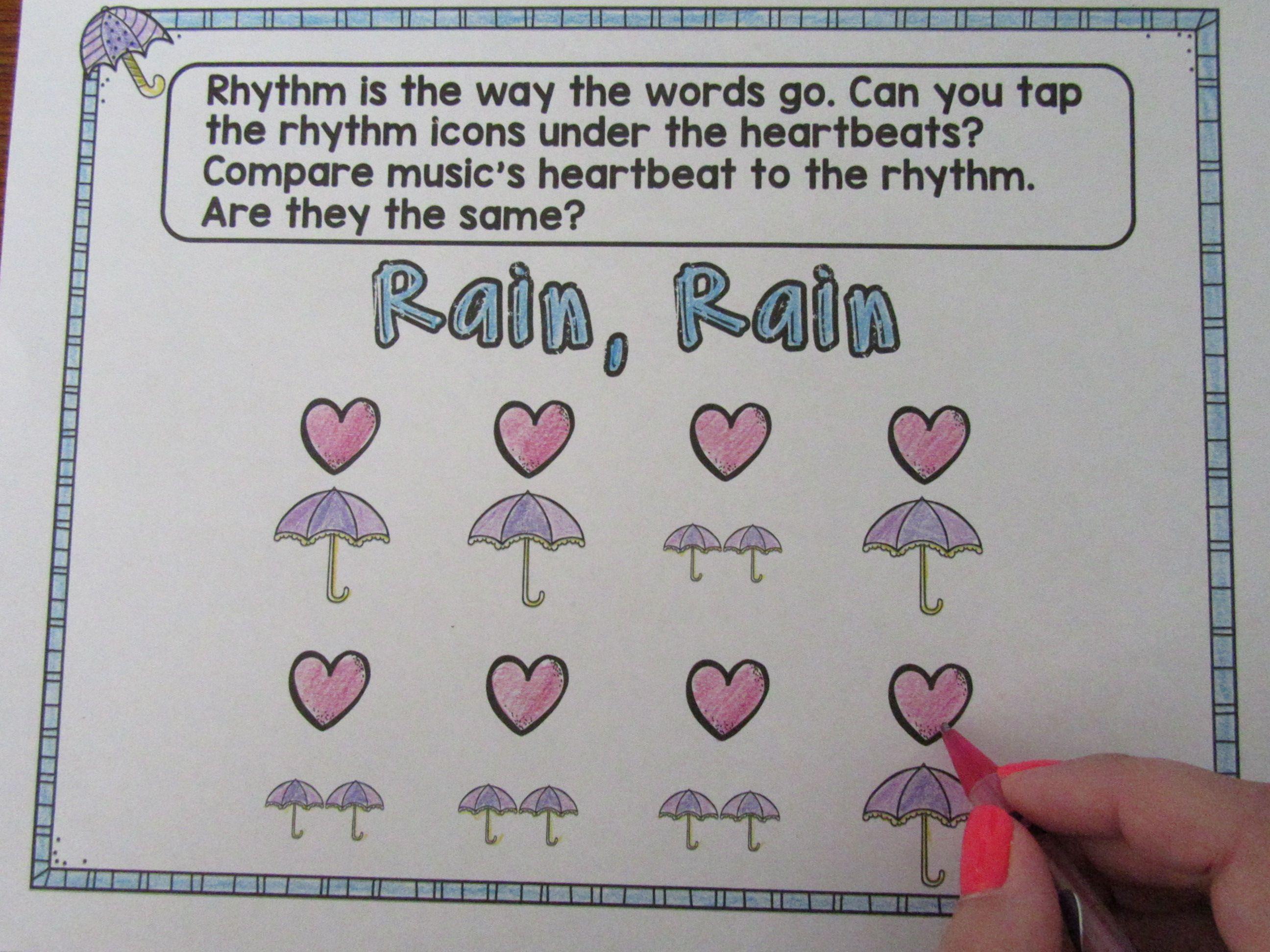 Music Review Workbook Second Grade Starter