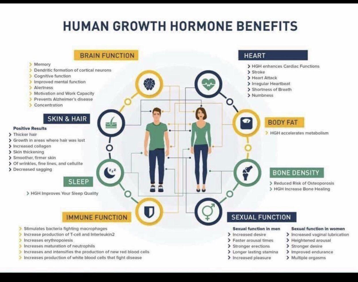 26++ Human growth hormone to treat osteoporosis ideas