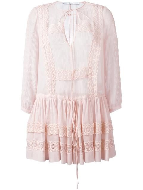 8250e790f GIVENCHY broderie anglaise trim top. #givenchy #cloth #top ...