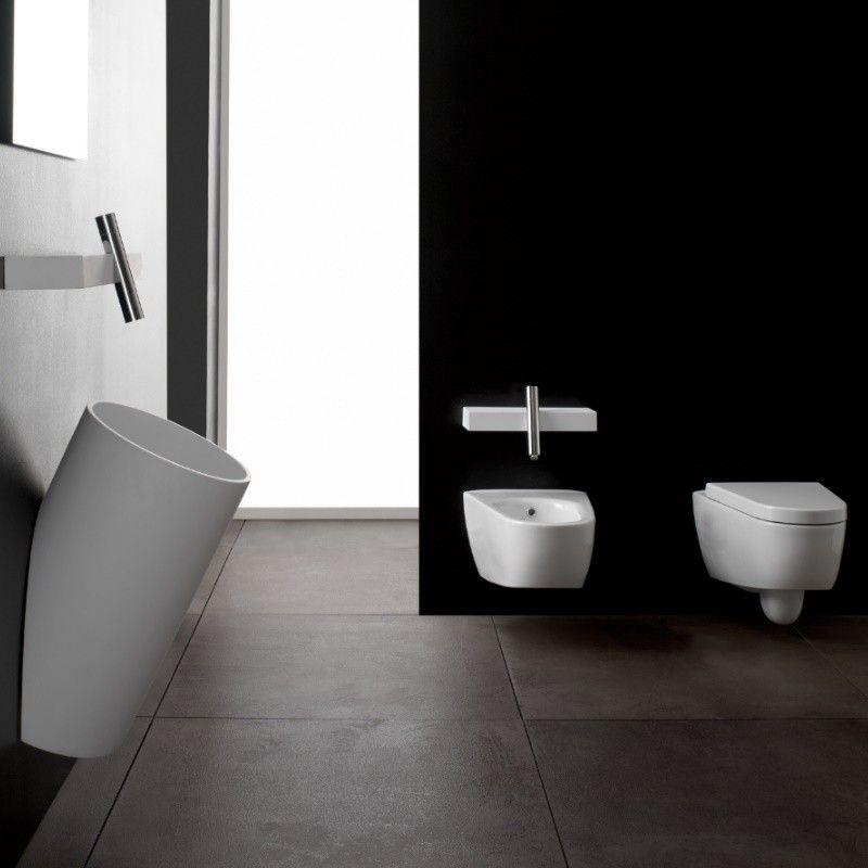 Treemme | wandhängendes WC | Serie Blok | mit Soft Close WC-Sitz ...