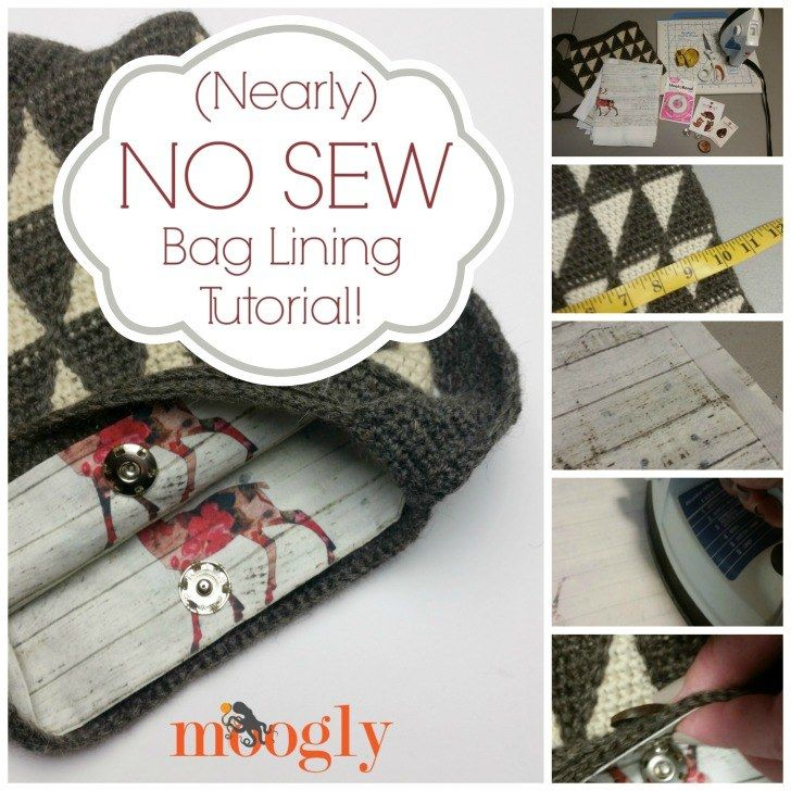 Nearly No-Saw Bag Lining Tutorial | Purses, Gotta Love It, Ya\'ll ...