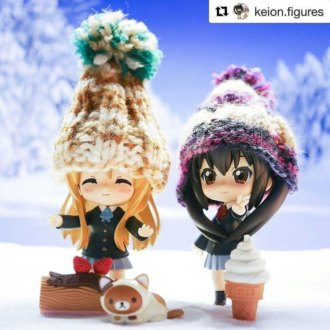 #TOMSenpaiNoticedYou @keion.figures   #azunyan #azusanakano #tsumugikotobuki #tsumugi #kotobukitsumugi #keion #houkagoteatime #cute #japanesefigure #toysnapshot #nendonesia #nendoworld #goodsmile #goodsmilecompany #tokyootakumode #chibifigure