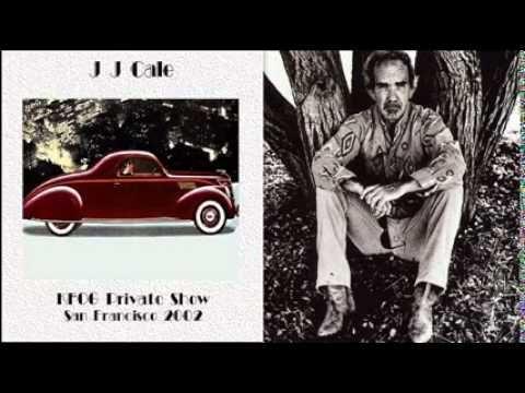 J.J. Cale - 2002 KFOG
