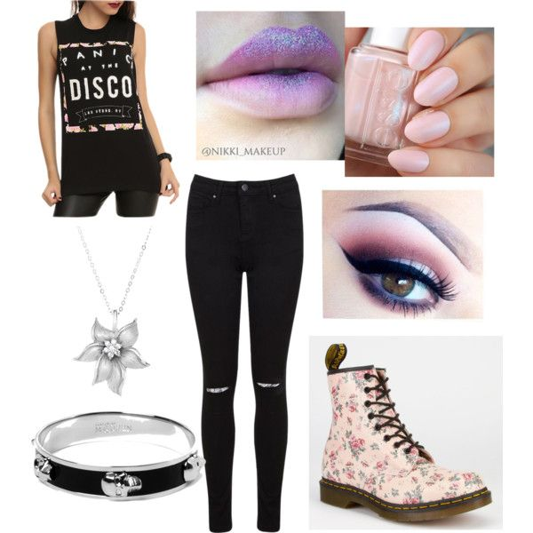 Concert outfit: Panic! at the Disco | concert outfits | Pinterest ...