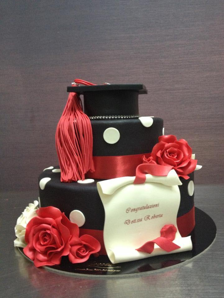 Torte Artigianali per Laurea  Graduations  Laurea