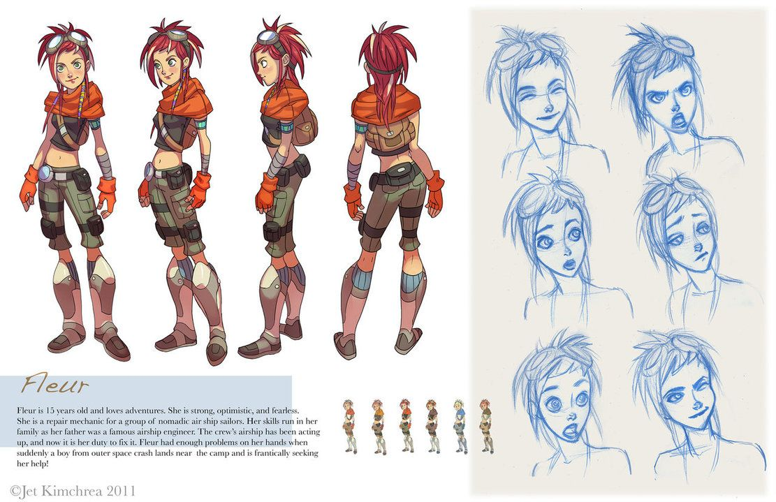 Fantasy Character Design Sheet : Anime head turnaround google search sheets pinterest